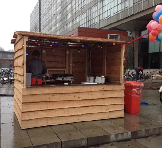 Het Koek en Zopiehuisje huren in Hollandse wintersfeer